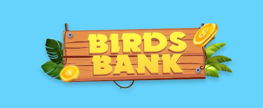 Экономическая игра Birds Bank
