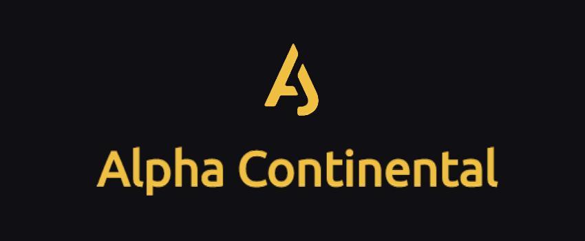 Онлайн банкинг Alpha Continental
